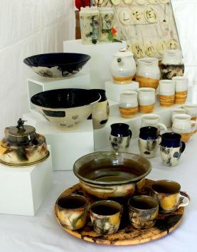 queen west art crawl pottery